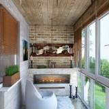 Делаем дополнительную комнату на балконе или лоджии