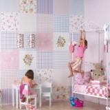 Идеи для обоев в детской комнате