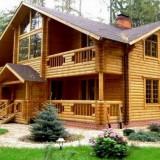 Вперед в прошлое: жизнь в деревянном доме