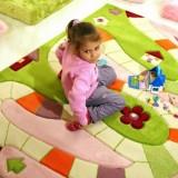Идеи для ковра в детской комнате