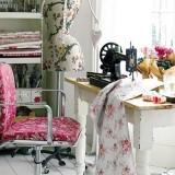 Рабочее место рукодельницы: Швейная мастерская дома