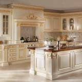 Интерьеры кухни в классическом стиле