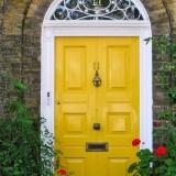 Самые необычные входные двери