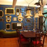 Необычный интерьер офиса Three Rings Design Inc.