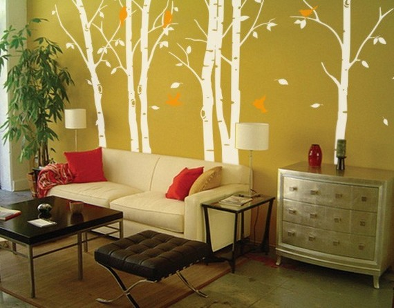 Как покрасить стены в домашних условиях