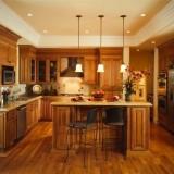 Грамотное освещение для кухни