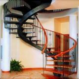 Важные нюансы при возведении винтовой лестницы