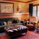 Добавим экзотики: Восточные ковры в интерьере