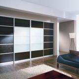 Идеи для встроенных шкафов в интерьере