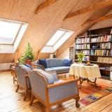 Интерьер светлой и просторной квартиры в Швеции