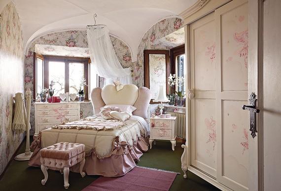 Итальянские детские комнаты