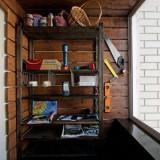 Идеи для порядка и хранения на балконе