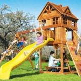 Идеи для детской площадке в саду
