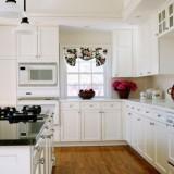 Идеи для белоснежной кухни