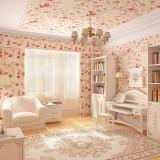 Детский интерьер: спальня для принцессы