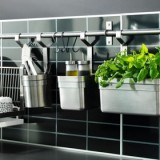 Чистота на кухне: идеи для порядка и хранения