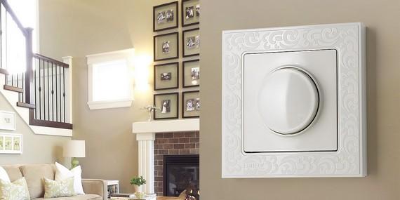Розетки и выключатели для установки в доме, квартире или офисе