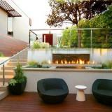 Идеи для оформления загородного дома
