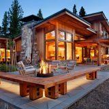 Из чего лучше построить свой загородный дом?
