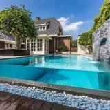 Идеи для бассейна во дворе загородного дома и дачи