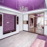 Шкаф-купе в интерьере гостиной: идеи, цвет и местоположение