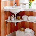 Идеи хранения и порядка в ванной комнате