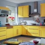 Выбор кухни по цвету и стилевому решению