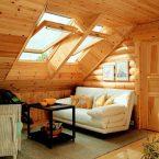 5 идей для комнаты в мансарде и идеи для ее интерьера
