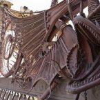 5 самых необычных металлических ворот