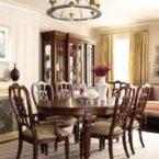 Шикарные интерьеры столовой и идеи для их воплощения